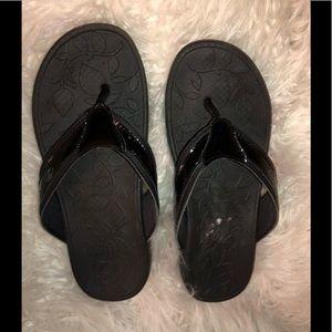 Dr shcholls flip flop size 7